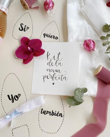 Kit de la novia perfecta