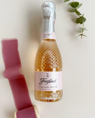 Kit de la novia perfecta, champange y bombones
